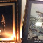 Tranh thêu chân dung theo dòng lịch sử và xu hướng thời đại