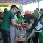 Hành trình trao gửi yêu thương đến bà con nghèo huyện Thới Lai, Tỉnh Cần Thơ