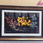 Tranh thêu chữ Phúc ms 648 – món quà đặc biệt mà chú Trung dành tặng bạn