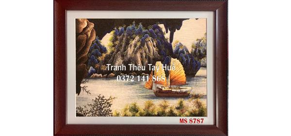 Bộ Sưu Tập tranh thêu Vịnh Hạ Long của Tranh Thêu Tay Huế